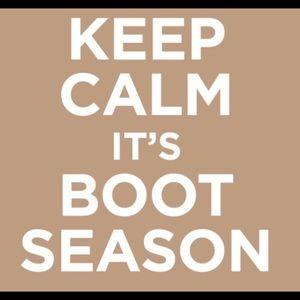 Shoes - Boots!